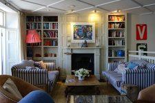 Living Room Interior Remodeling