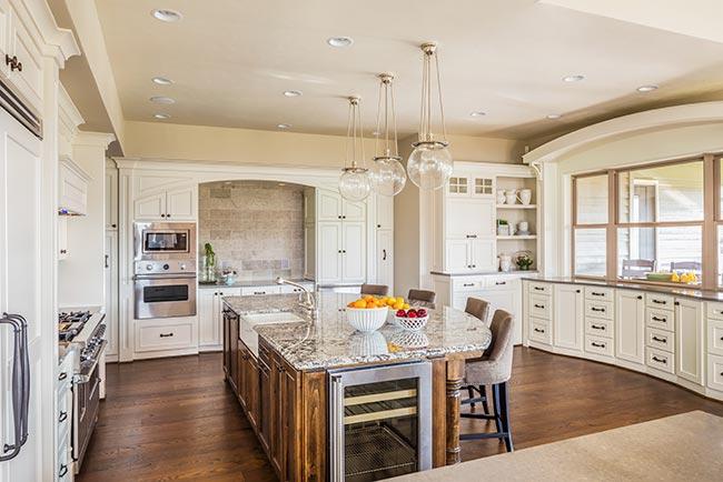 Kitchen Countertop Design